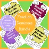 Fraction Dominoes Bundle