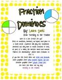 Fraction Dominoes Math Center