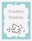 Fraction Dominos-Adding, Subtracting, Multiplying, Dividin