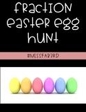 Fraction Easter Egg Hunt