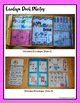 Fraction Envelope Book Kit | Comparing Fractions | Equivalent Fractions