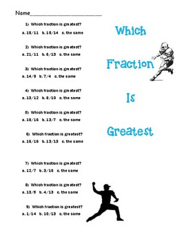 Fraction Equivalence