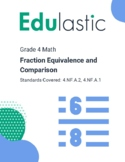 Fraction Equivalence and Comparison (Technology Enhanced)