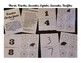 Fraction Equivalency 6 Circle (Pie) Cards for Learning Activity Centers Practice