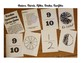 Fraction Equivalency Circle (Pie) Cards for Learning / Activity Centers Practice