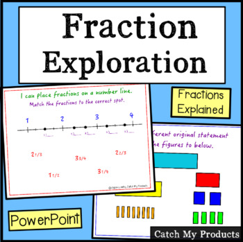 Challenging Fraction Explorations Power Point