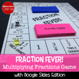Fraction Fever! A Multiplying Fractions Board Game