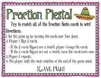 Fraction Fiesta
