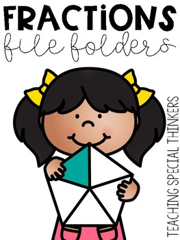 Fraction File Folders