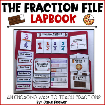 Fractions Lapbook