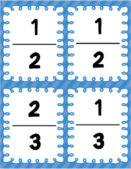 Fraction Fishing: An Adding Unit Fractions Game