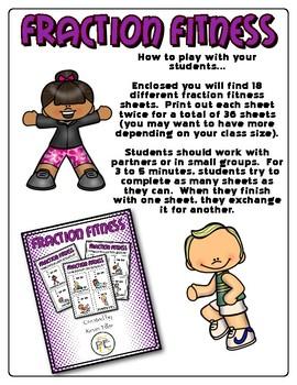 Fraction Fitness