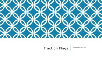 Fraction Flags PowerPoint