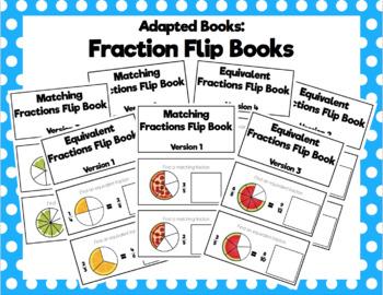 Fraction Flip Book Bundle