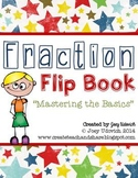 Fraction Flip Book: Mastering the Basics