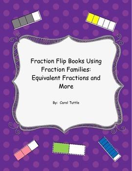 Fraction Flip Books Using Fraction Families:  Equivalent F