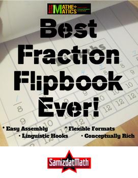 Fraction Flipbook: AAA Best Version