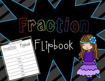 Fraction Flipbook Fun