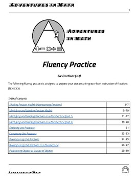 3rd Grade Fluency Practice Teaching Resources Teachers Pay Teachers