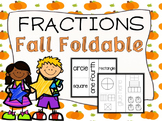 Fall Fraction Foldable