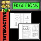 Spring Fraction Foldable