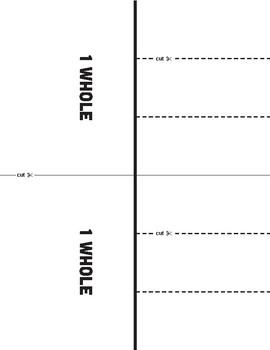 Fraction Foldables