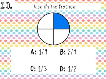 Fraction Four Corners: An Engaging Fraction Game