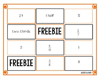 Go Math! 3rd Grade Fraction Games