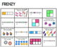 Fraction Frenzy Board Game