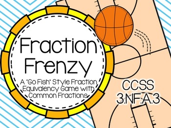 Math Madness: Fraction Frenzy