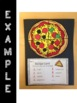 Fraction Frenzy - with Pizza Craftivity
