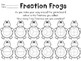 Fraction Frogs Board Game