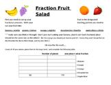 Fraction Fruit Salad