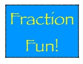 Fraction Fun!