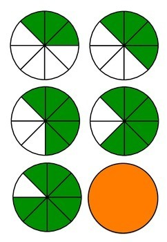 Fraction Fun for stage 1