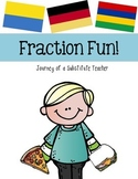 Fraction Math Pack