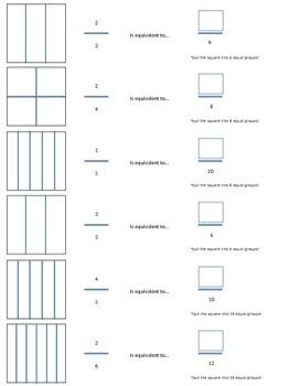 Fraction Fun 2nd Grade