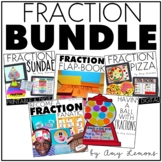 Fraction Fun {A BUNDLE of Fraction Activities!!}