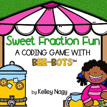 Fraction Fun - A Bee-Bot Coding Game