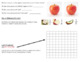 Fraction Fun: Appealing Apples Student Worksheet!