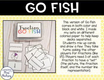 Fraction Fun: Centers & Activities