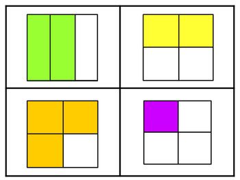 Fraction Fun! Mini Posters & Games