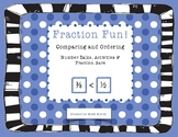 Fraction Fun! Number Talks and Activities for Comparing an