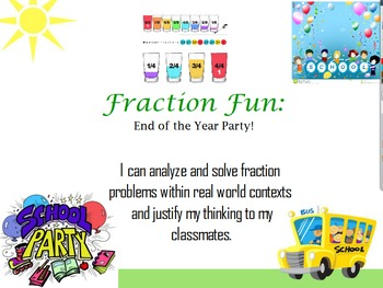 Fraction Fun Review