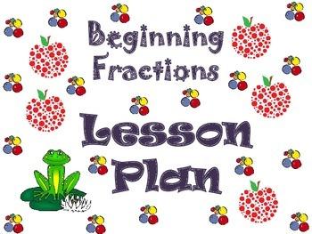 Fraction Fun for Beginning Fractions