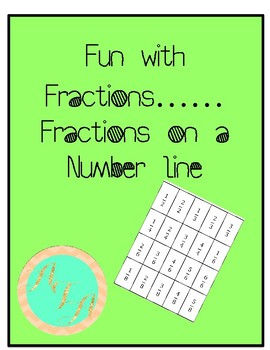 Fraction Fun (Using a Human Number Line)