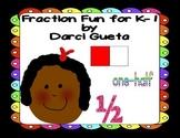 Fraction Fun for K-1