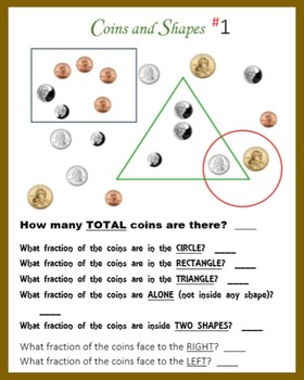 Fraction Fun with Coins