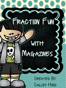 Fraction Fun with Magazines