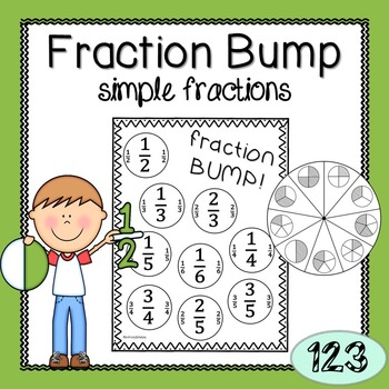 Fraction Game: BUMP!